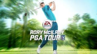 Rory McILroy PGA Tour Online Tournament Gameplay