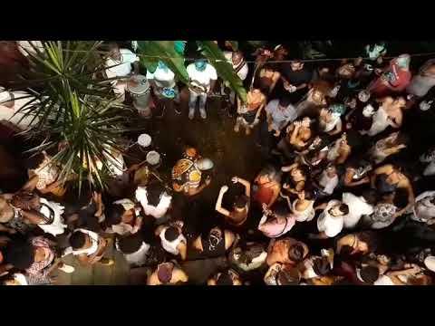 Os Dez Mais do Samba encerrando a 9° Noite Cultural