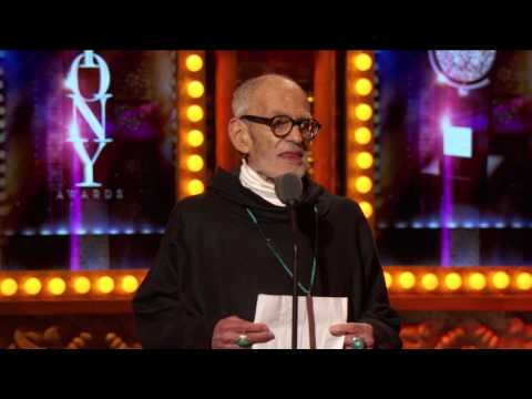 Acceptance Speech Larry Kramer 2013