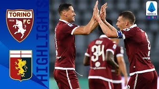 Torino eased their way to a 3-0 victory against genoa move 8 points clear of the relegation zone   serie timthis is official channel for a...