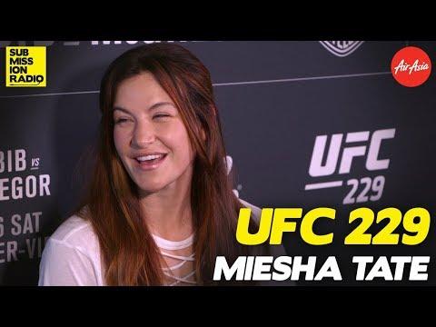 Miesha Tate Breaks Down Khabib vs. McGregor, Cyborg vs. Nunes, Reacts to Shevchenko vs. Eubanks