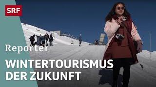 Skigebiet - Wintertourismus auf der Kippe – Asiatische Touristen sollen Skigebiet Les Diablerets retten   SRF