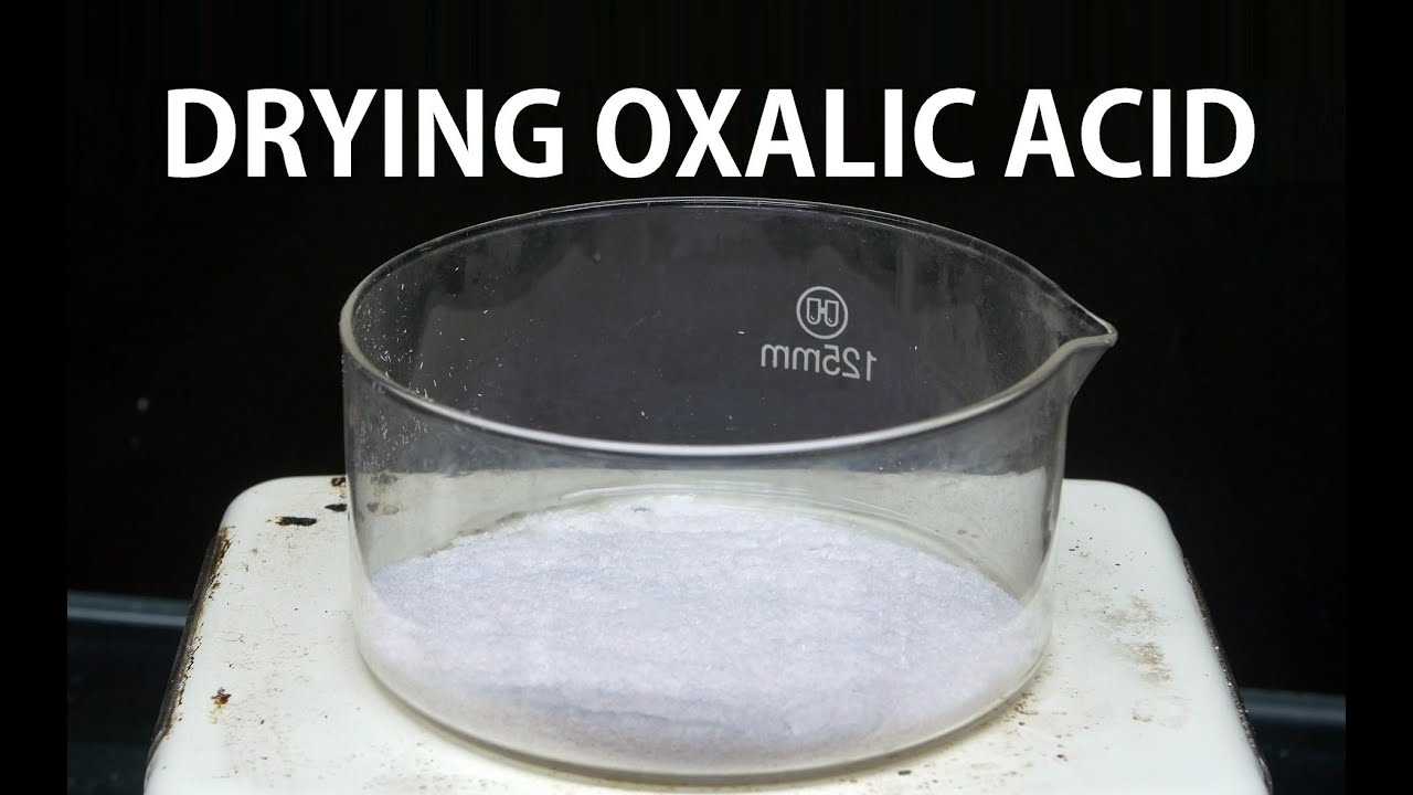lab oxalic acid The recommended threshold limit of exposure for oxalic acid is 1 mg/m3 wear a  long sleeved laboratory coat or gown, rubber gloves, safety goggles and a face.