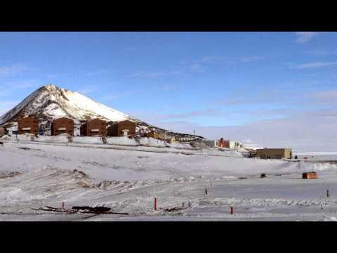 McMurdo base slideshow