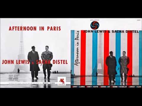 Afternoon In Paris - John Lewis et Sacha Distel