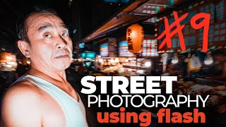sTREET PHOTOGRAPHY with flash in Taipei  Leica Q  How I Shoot S03E09
