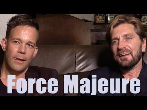 DP30: Force Majeure, Ruben Östlund, Johannes Kuhnke