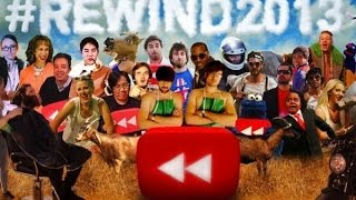 YouTube Rewind: What Does 2013 Say? Minecraft Remake