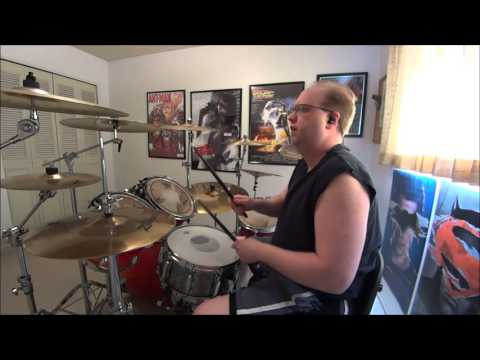 Under The Covers - Jefferson Airplane - Somebody To Love DRUM COVER / The Drum Show