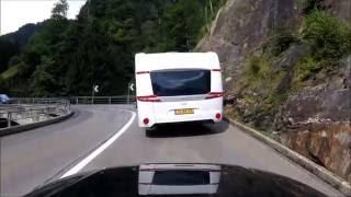 2016 Hobby Premium Wohnwagen Caravan Erstfeld Wassen