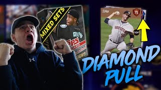 100 PACK OPENING! EXPENSIVE DIAMONDS PULLED! | MLB The Show 17 Diamond Dynasty Pack Opening