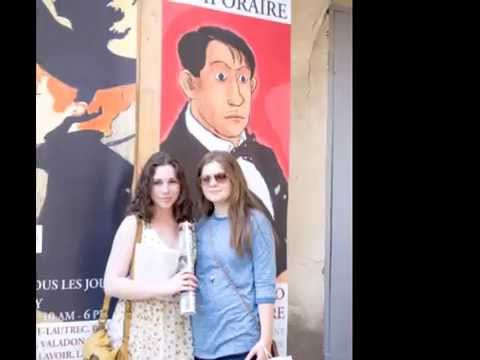 Musee de Montmartre (Can Can)