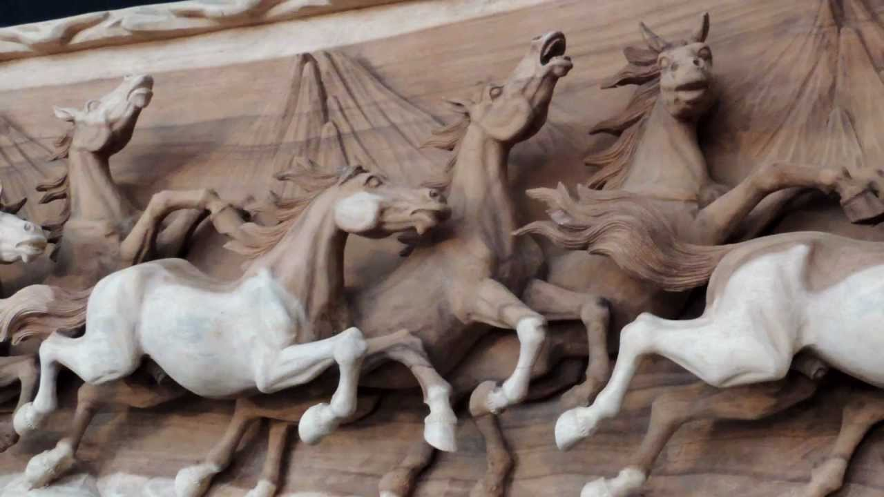 Excellent The most incredible piece of horse woodcarving I have ever seen at  DG64