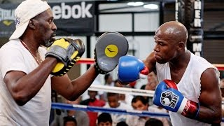 WHY FLOYD MAYWEATHER JR IS TRAINING HARDER THAN EVER BEFORE