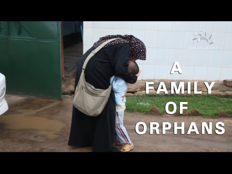 A Family of Orphans - Adopted orphans in Tanzania