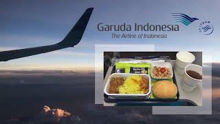 Garuda Indonesia WONDERFUL Experience | Kuala Lumpur to Jakarta | GA817