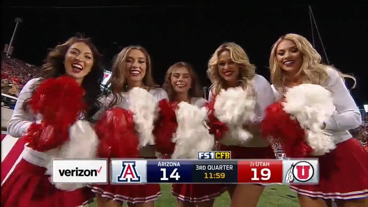 Will university of arizona cheerleader interesting. Prompt