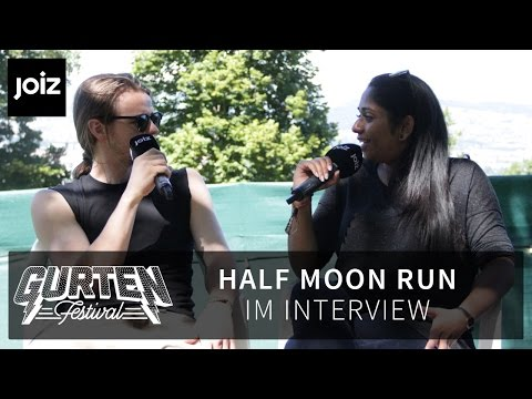 Conner von Half Moon Run: «Stop talking about things, just do it!»