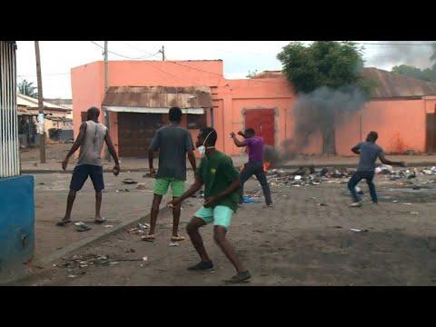 Togo : la police tire des gaz lacrymogènes sur des manifestants
