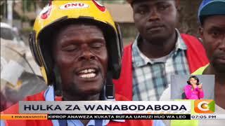 Wanabodaboda wengi hawafuati sheria za trafiki