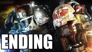 SPACE HULK Deathwing - Ending