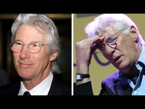 Richard Gere To Be A Father Again At 69 & Other Late Life Dads