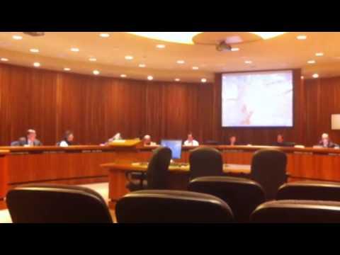 Councillor Joe Mauro vs. Mayor Rajko Dodic in a city council smackdown