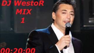 DJ WestoR - ♫ NIKOS MAKROPOULOS ♫ (DIALEGMENA MIX LIVE) [ 1 of 3 ]