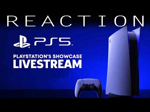 PS5 Showcase - Miles Morales, Hogwarts Legacy, God of War REACTION!!
