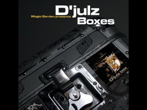 Magic Garden Presents D'julz Boxes (CD1) [2001]