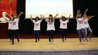 Bài nhảy chính thức LỄ HỘI XUÂN HỒNG 2016   - Như hoa mùa xuân