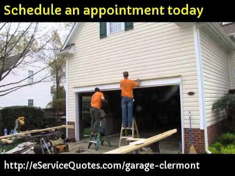 Garage Door Repair Clermont FL