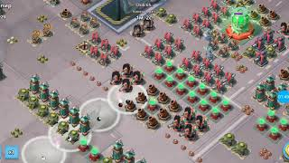 Тапир, Массированая атака