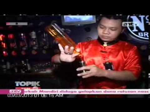 TOPIK ANTV Nikmati Hiburan Malam, Hugos Jogyakarta