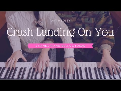 🎵Crash Landing On You(사랑의 불시착) OST Medley | 4hands Piano