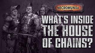 Necromunda: House of Chains - Teaser