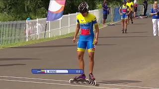 World Games 2017   Patinaje de Velocidad    Final   Mujeres 200 Mts