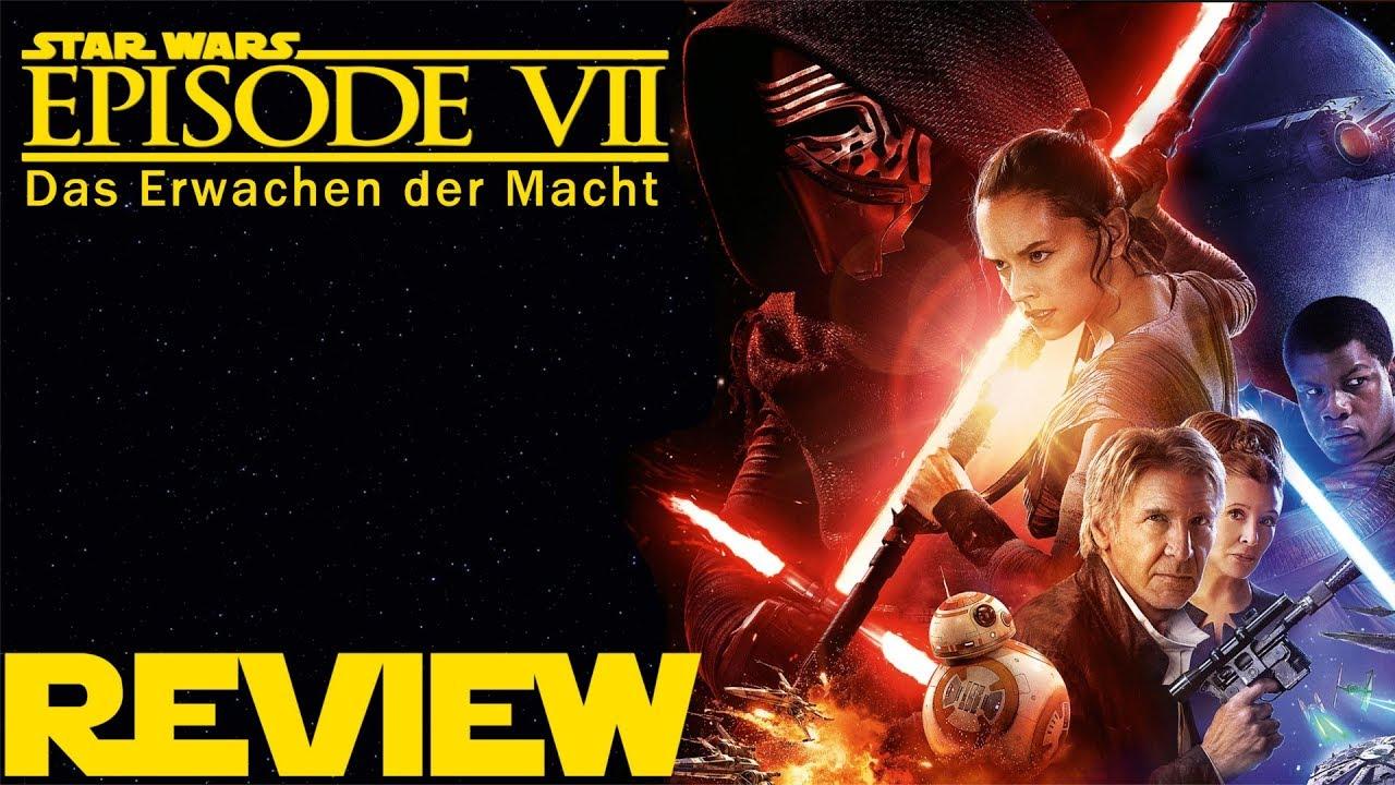Star Wars Episode 7 Das Erwachen Der Macht Review Marcsarpei Youtube