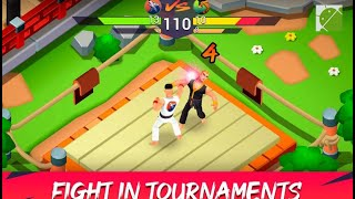 Dojo Fight Club PvP Battle - Android Gameplay FHD