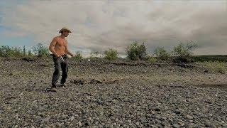 One man's adventure in remote Alaska wilderness