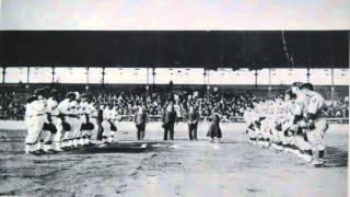 1936年2月9日 日本最初のプロ野球試合 金鯱vs巨人