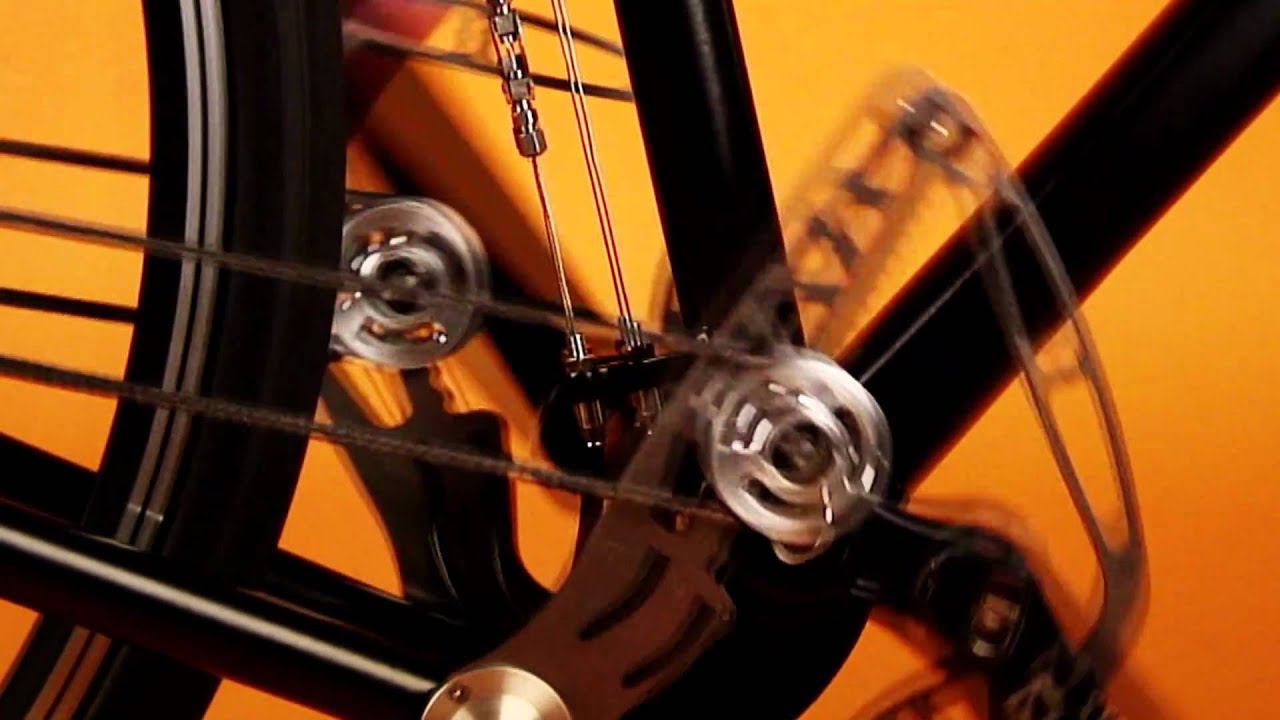 fc7a3c7be36 Introducing Stringbike: the bike with no chain (w/ Video)