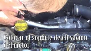 Limpieza de la válvula EGR y el tubo de entrada de aire con un LIMPIADOR DE HORNO
