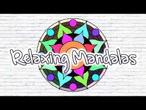 Mandalas coloring pages 200 free templates Apps on Google Play