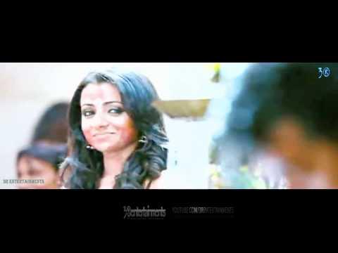 En Nanbaney HD Upscaled Blu ray songMankatha 2011 by 3r entertainments HD Ft Trisha