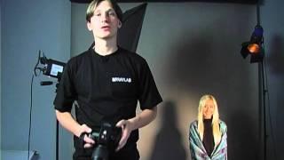 Основы работы со студийным освещением от Raylab. Выпуск 3