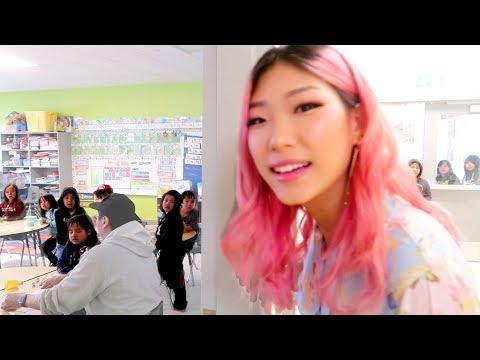 Korean YouTuber Family Visits First Nations Pikangikum