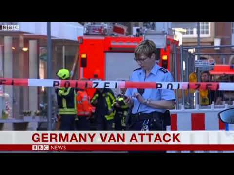 2018 April 08 BBC One minute World News