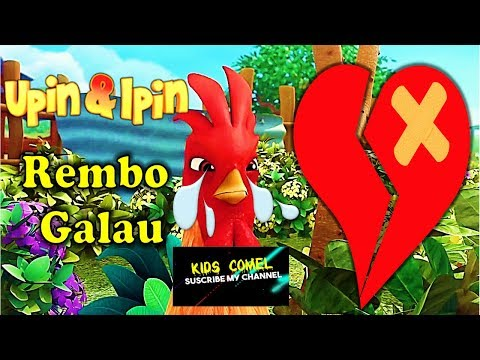 Upin Ipin - Rembo Galau PARODY