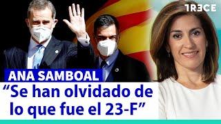 """""""El 70% de españoles no saben lo que fue el Golpe de Estado del 81"""""""